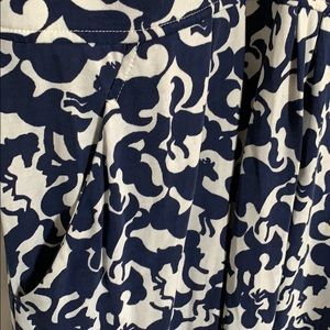 Lilly Pulitzer Dresses - Lilly Pulitzer horse print dress